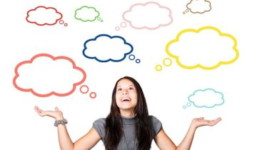 woman thoughts vocabulary of success