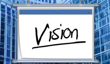 words vision for your business